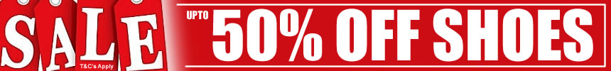 20% Off All Clothing & Footwear