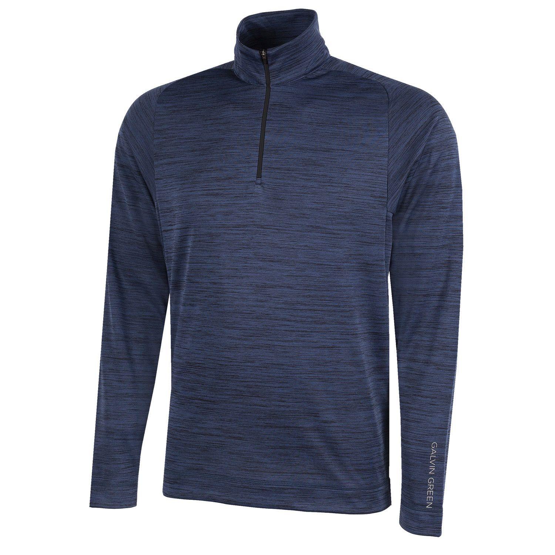 Image of Galvin Green Dixon Insula Half Zip Sweater