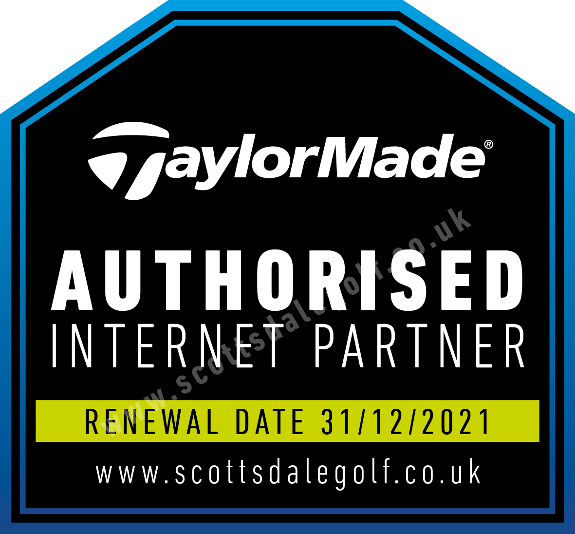 TaylorMade Approved Retailer