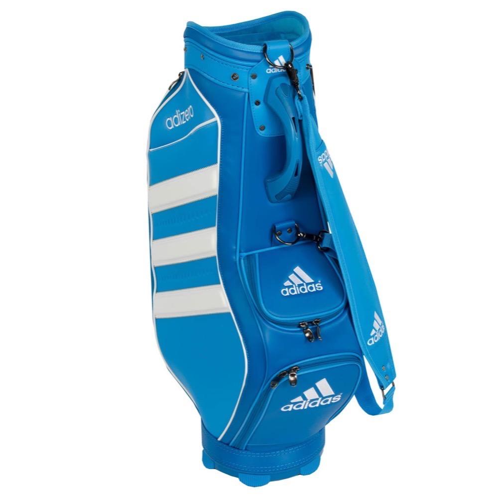Adidas Golf Sergio Staff Bag Solar Blue Dark Solar Blue