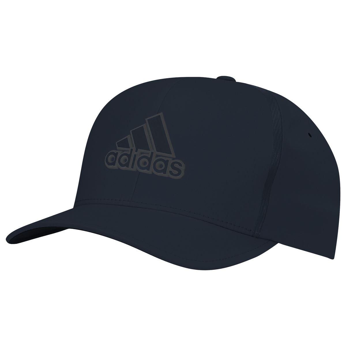 4f3d300bc63 adidas Tour Delta Textured Baseball Cap Black