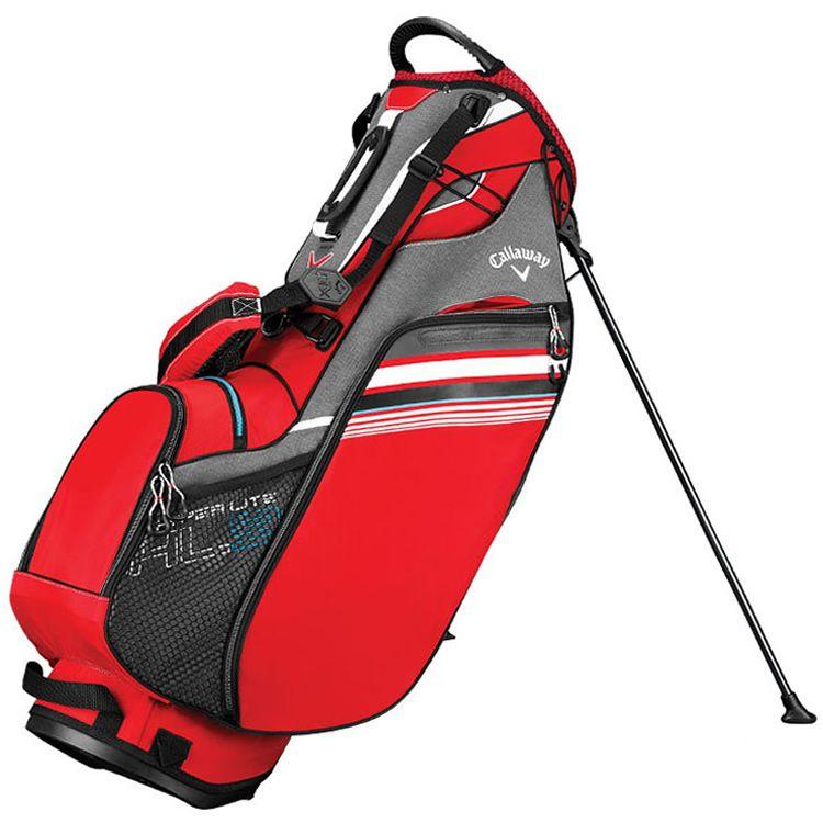 Callaway 2019 Hyper Lite 3 Golf Stand Bag