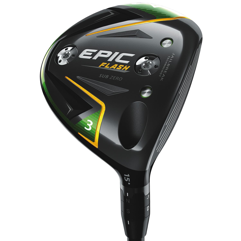 Callaway Epic Flash Sub Zero Golf Fairway