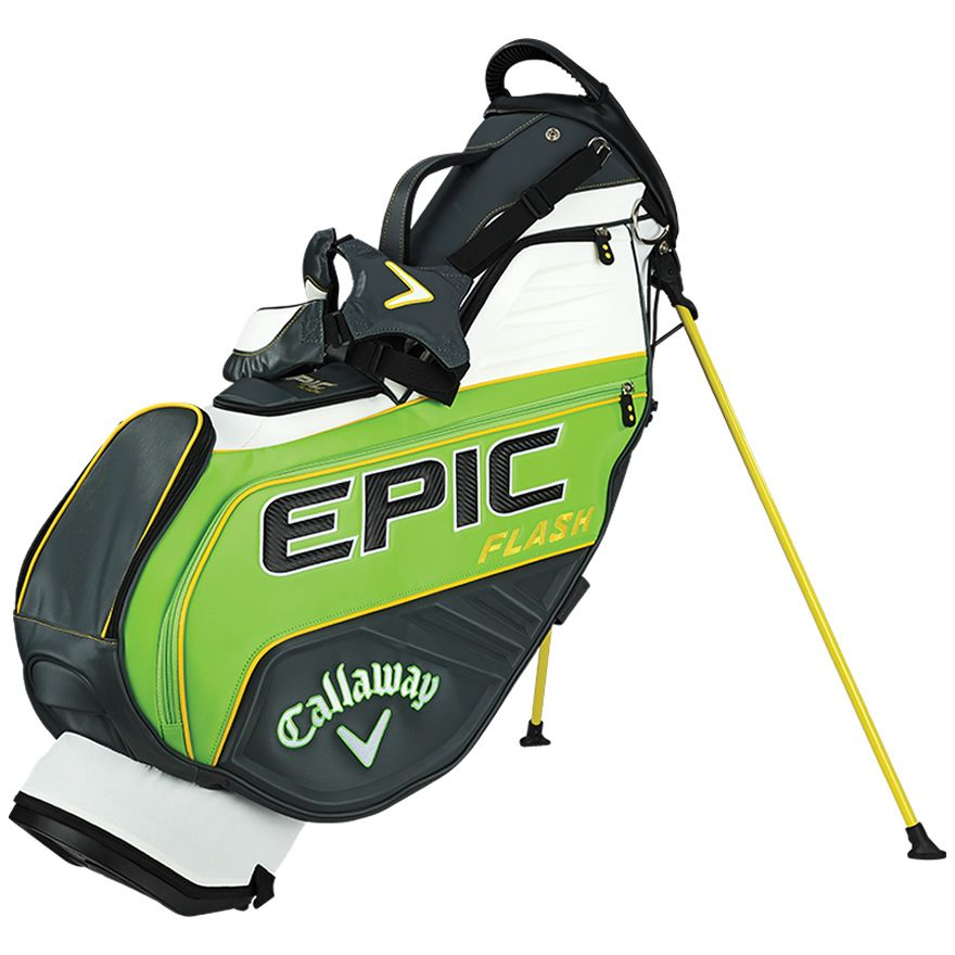 Callaway Epic Flash Staff Golf Stand Bag