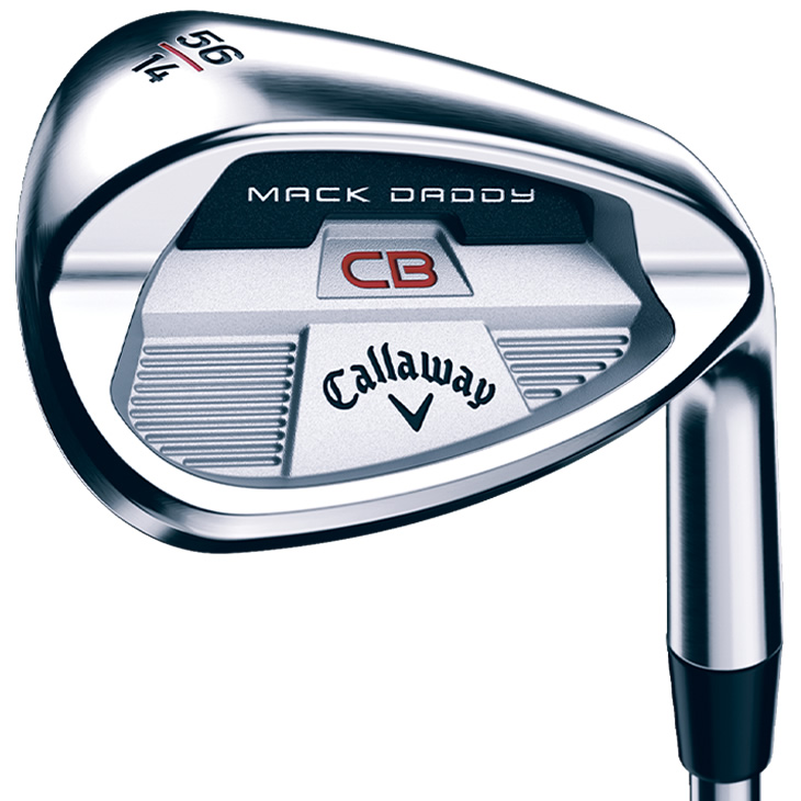 Callaway Mack Daddy CB Golf Wedge Graphite