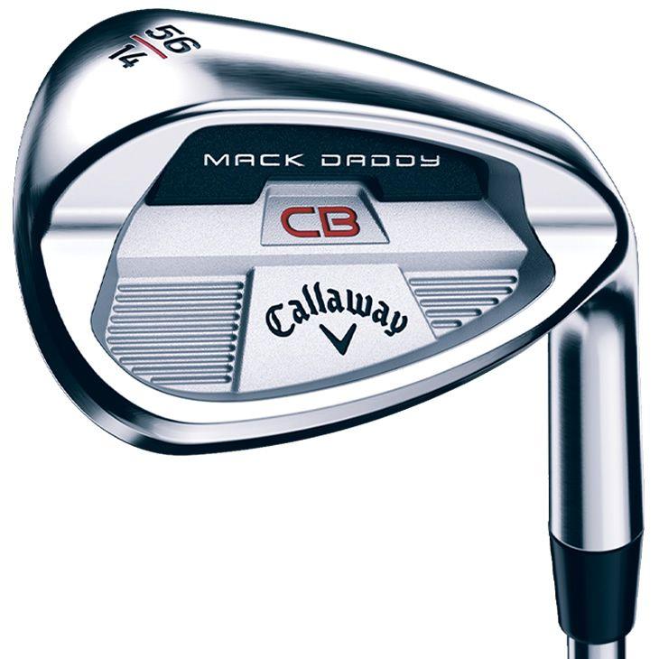 Callaway Mack Daddy CB Golf Wedge Steel