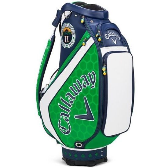Callaway The Open Limited Edition Golf Tour Staff Bag