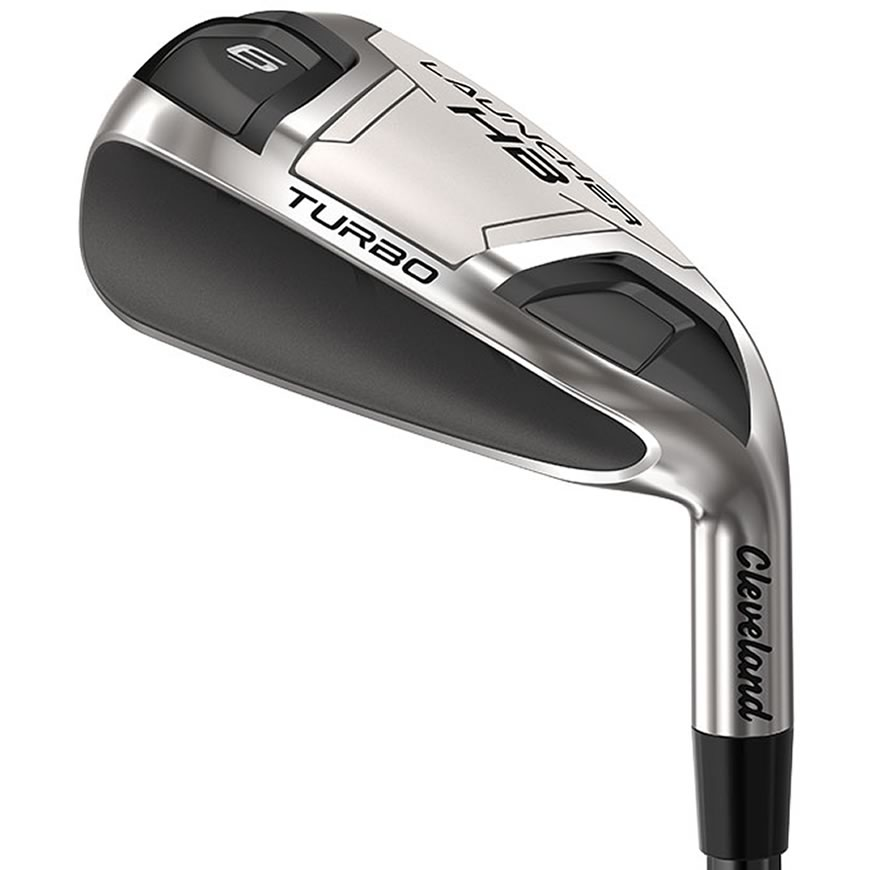 Cleveland Launcher HB Turbo Golf Irons Graphite