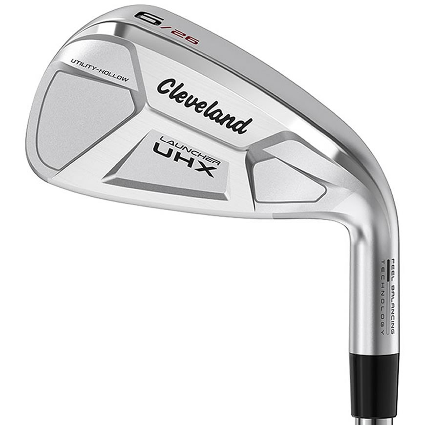 Cleveland Launcher UHX Golf Irons Graphite