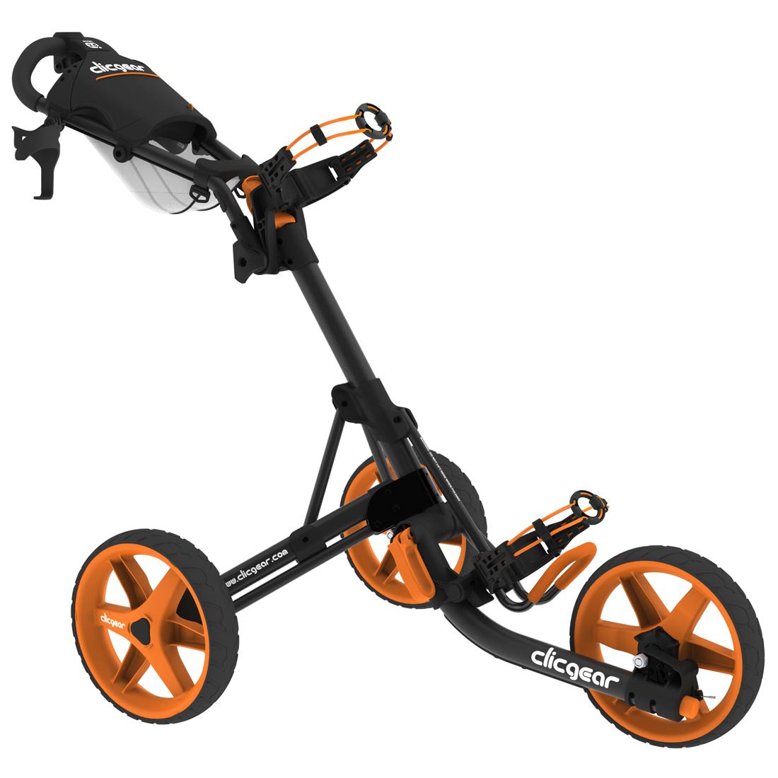 Clicgear 3.5+ 3-Wheel Push Golf Trolley