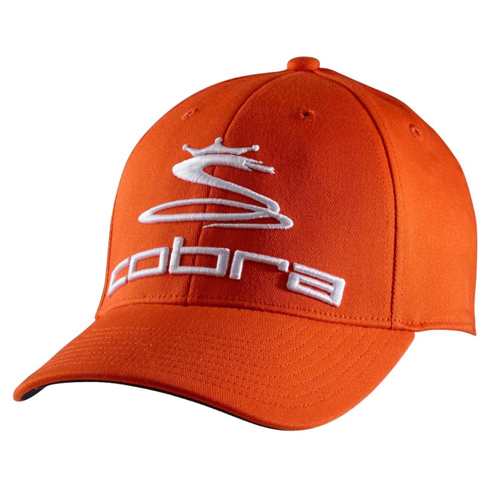 orange puma golf hat 1b0693a74c9