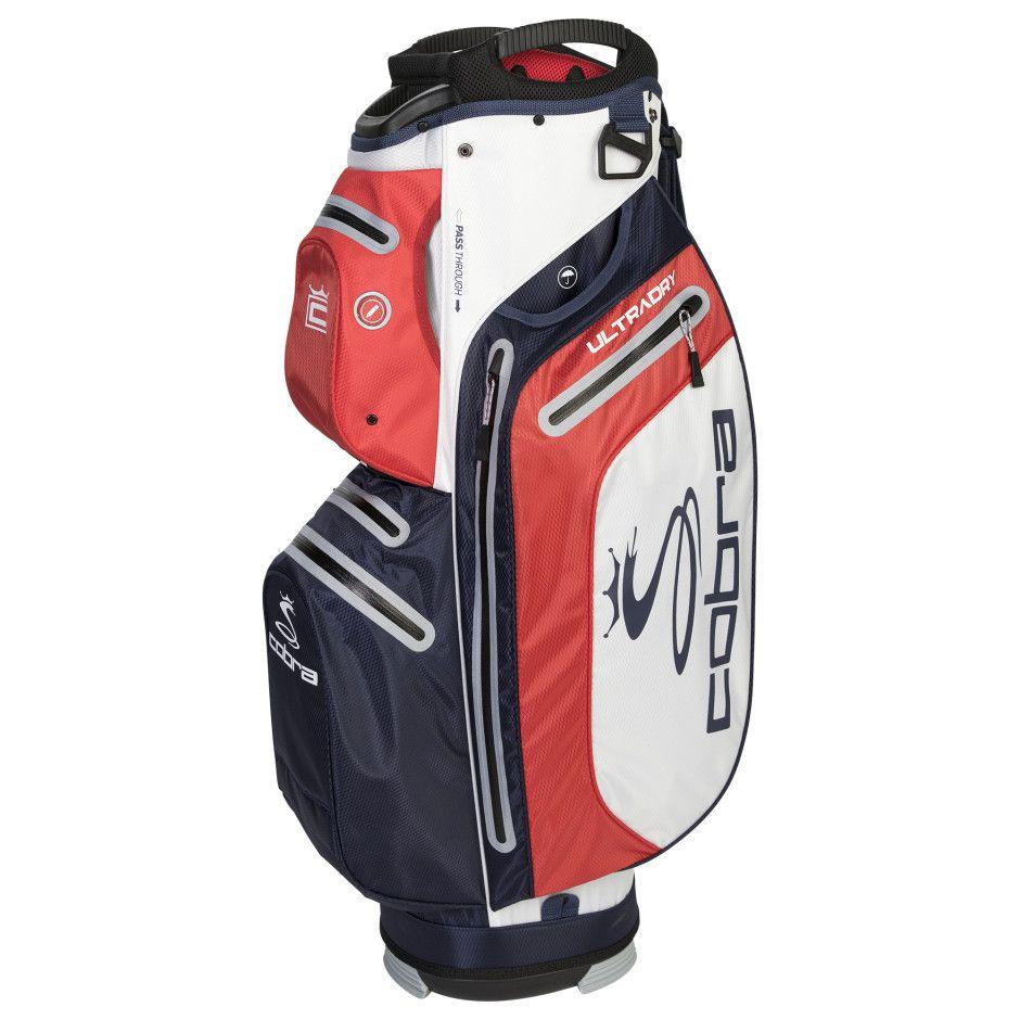 Cobra 2019 Ultradry Waterproof Golf Cart Bag
