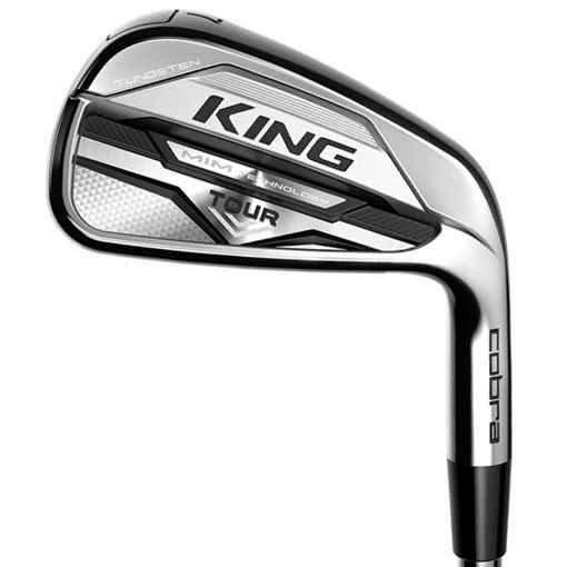 Cobra KING Tour MIM Golf Irons Steel