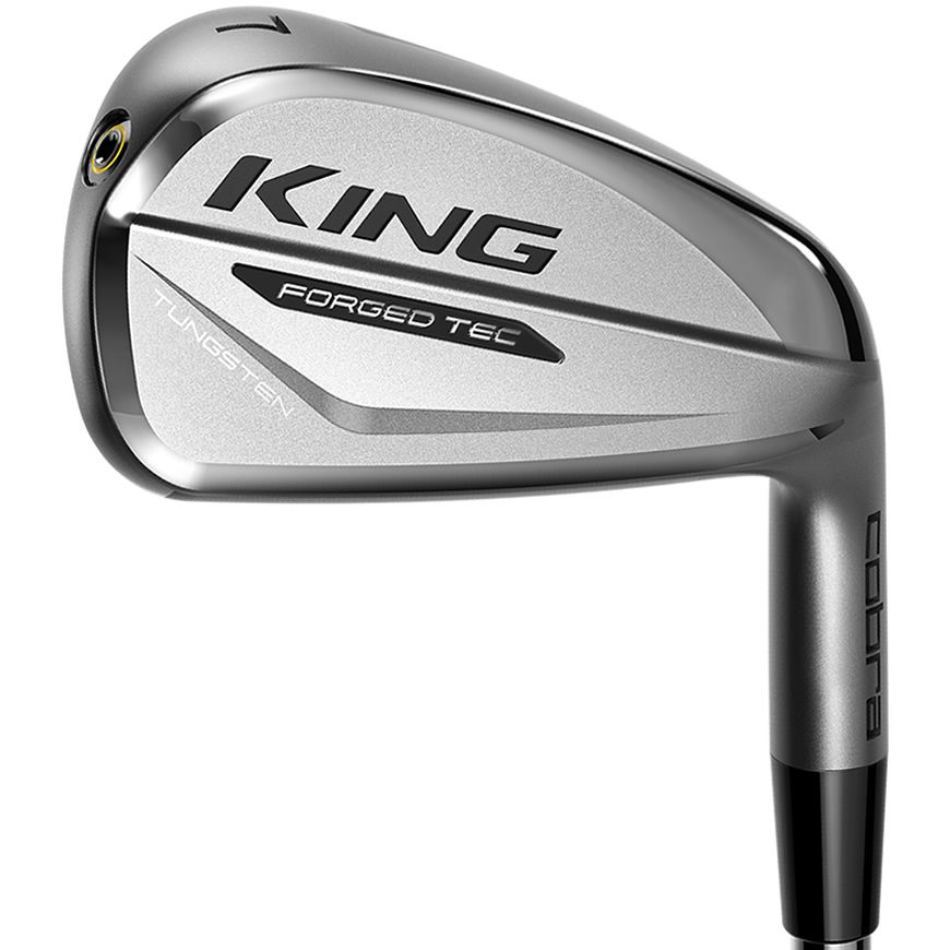 Cobra KING Forged Tec Golf Irons Steel