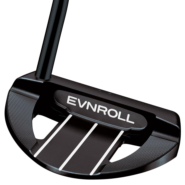 Evnroll ER7B FullMallet Black Golf Putter