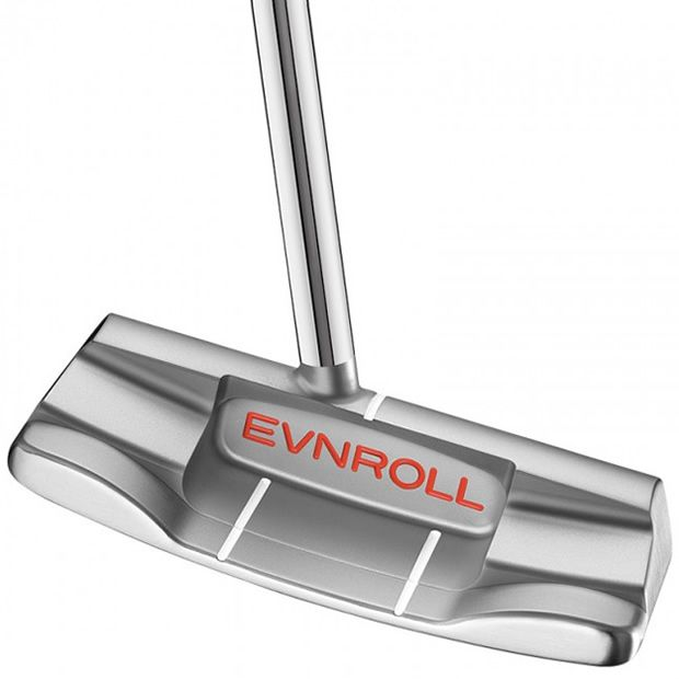 Evnroll ER2 MidBlade Centre Shaft Golf Putter