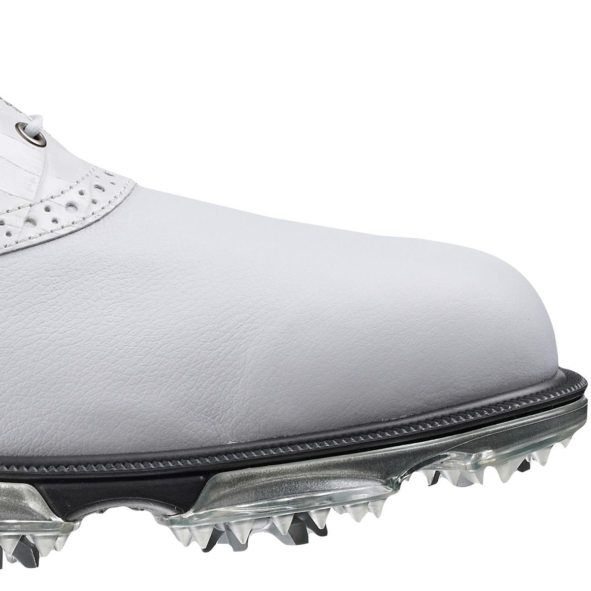 dryjoys tour golf shoes 53673 white white croc scottsdale golf