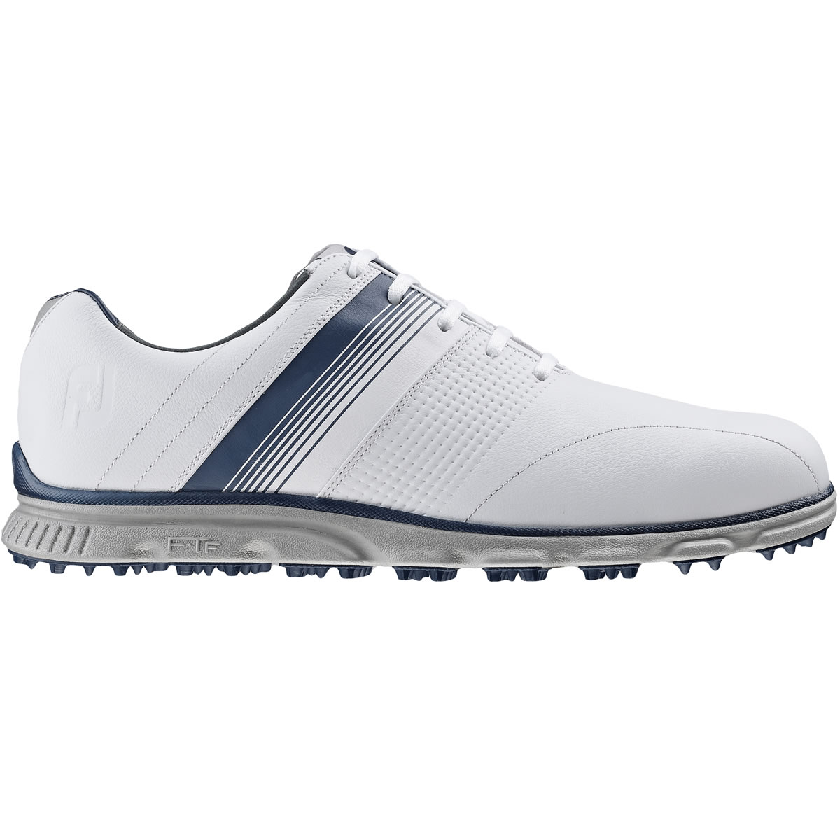 footjoy dryjoys casual golf shoes 53688 white navy