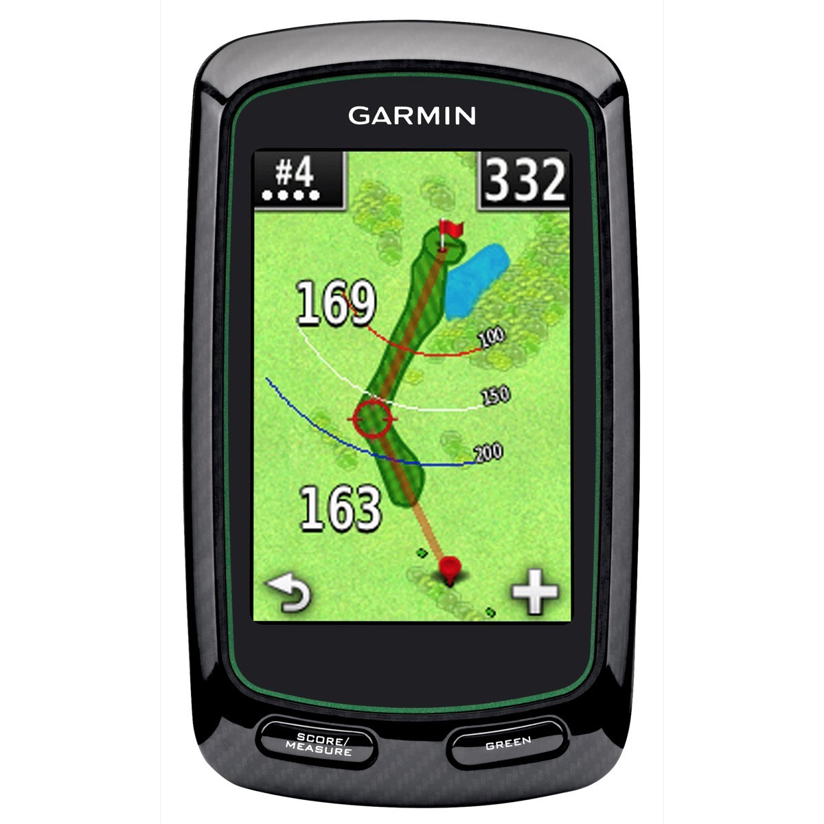 garmin approach g6 golf gps rangefinder scottsdale golf. Black Bedroom Furniture Sets. Home Design Ideas