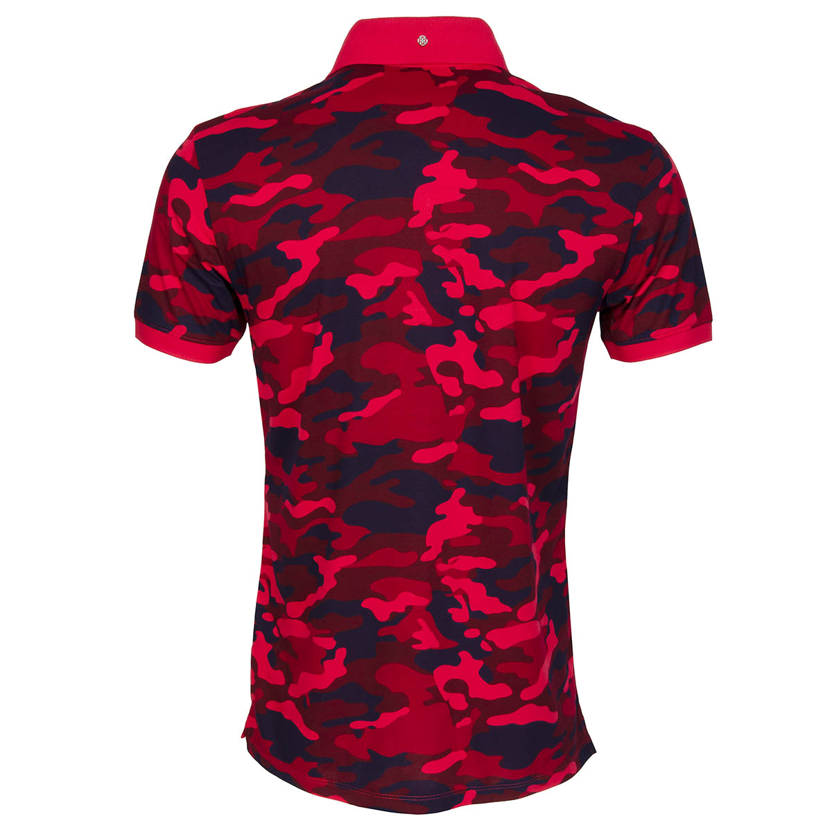 G fore camo polo shirt berry scottsdale golf for Camo polo shirts for men