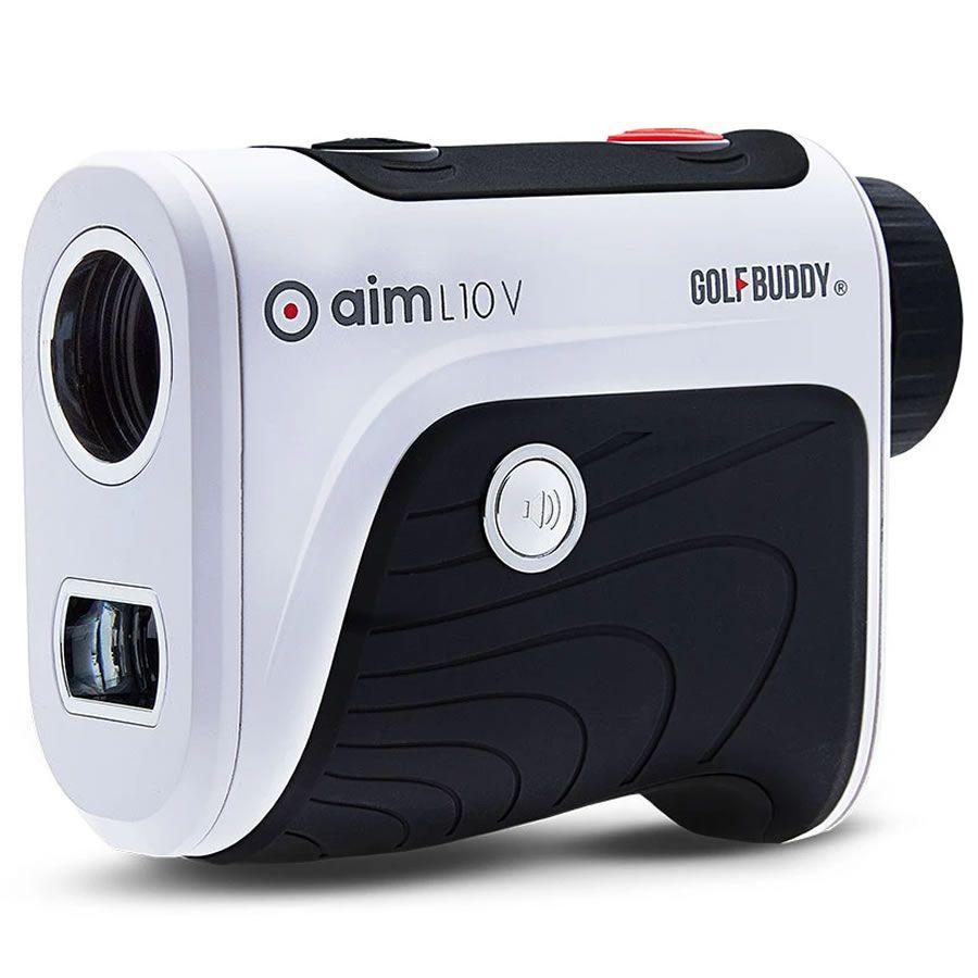 GolfBuddy aim L10V Voice Golf Rangefinder