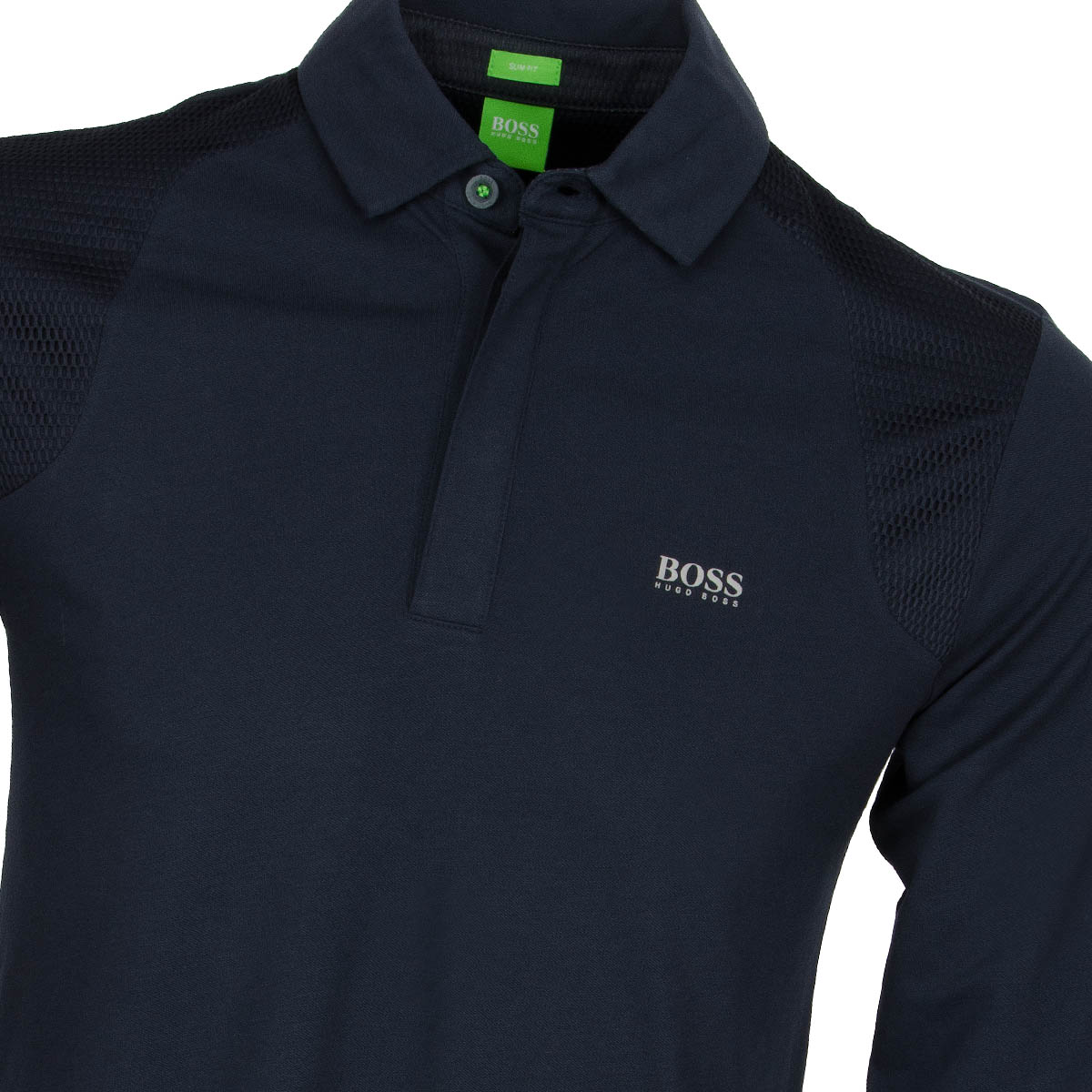 long sleeve hugo boss polo shirt. Black Bedroom Furniture Sets. Home Design Ideas