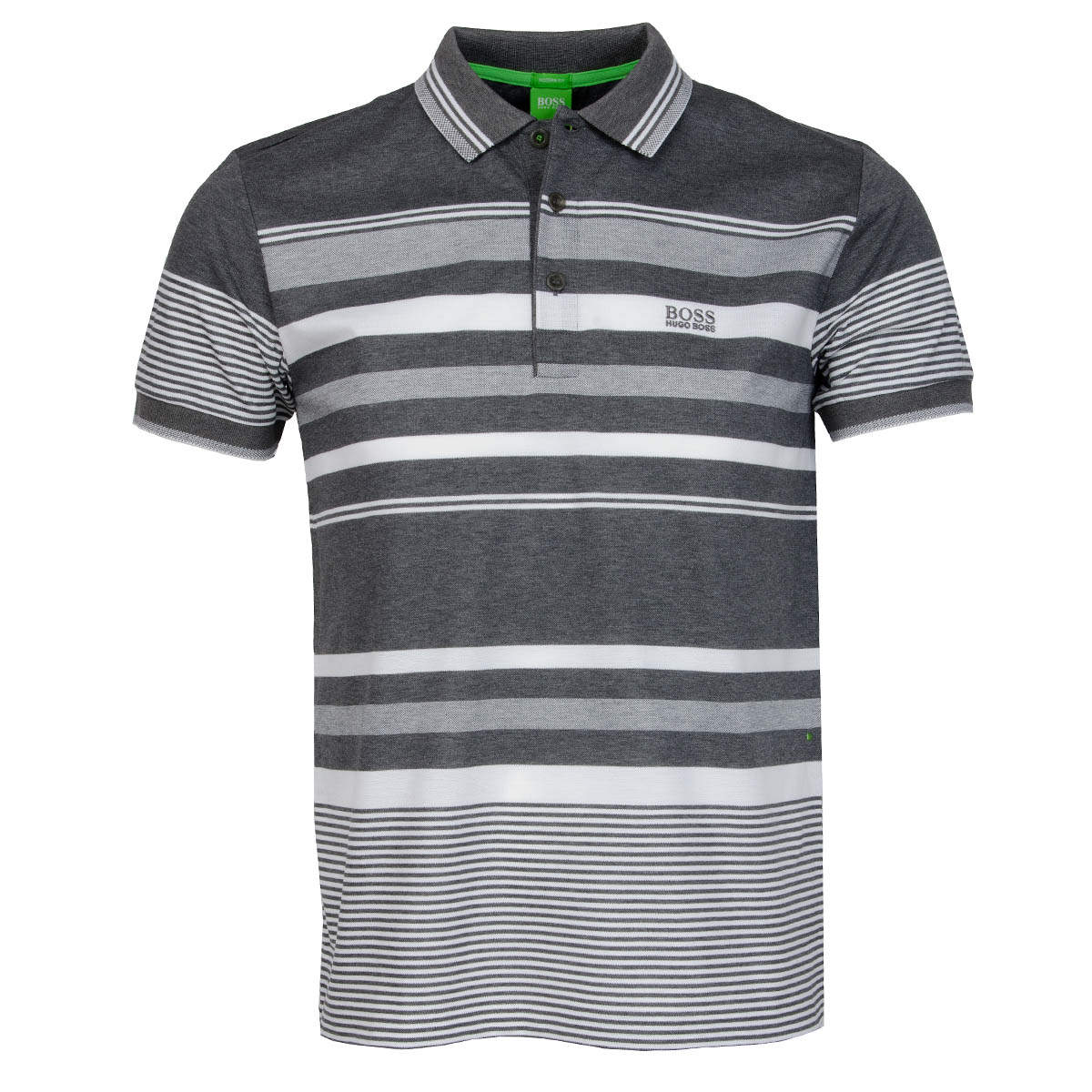 hugo boss paddy 1 polo shirt medium grey scottsdale golf. Black Bedroom Furniture Sets. Home Design Ideas