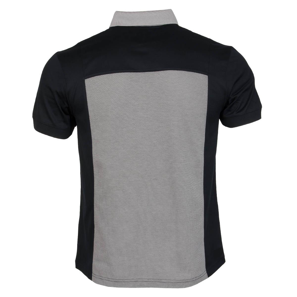 Hugo Boss Pavel Polo Shirt Black Scottsdale Golf