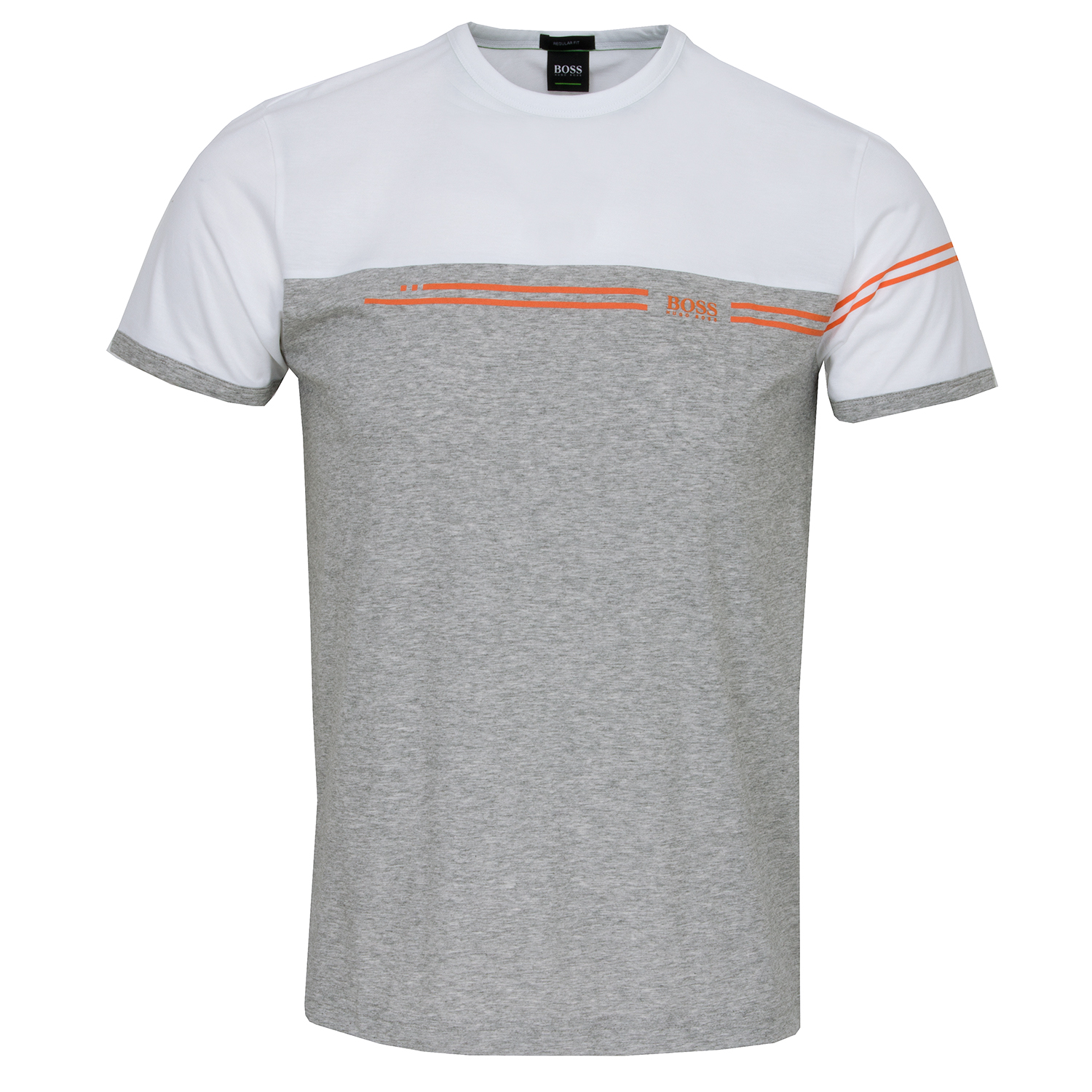 4af22ed64 BOSS ATHLEISURE Tee 11 T-Shirt White | Scottsdale Golf