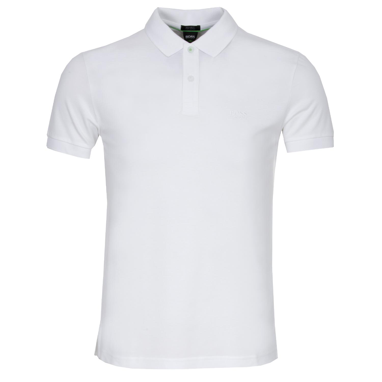 239bf8495 Black Hugo Boss Polo Shirts | Top Mode Depot