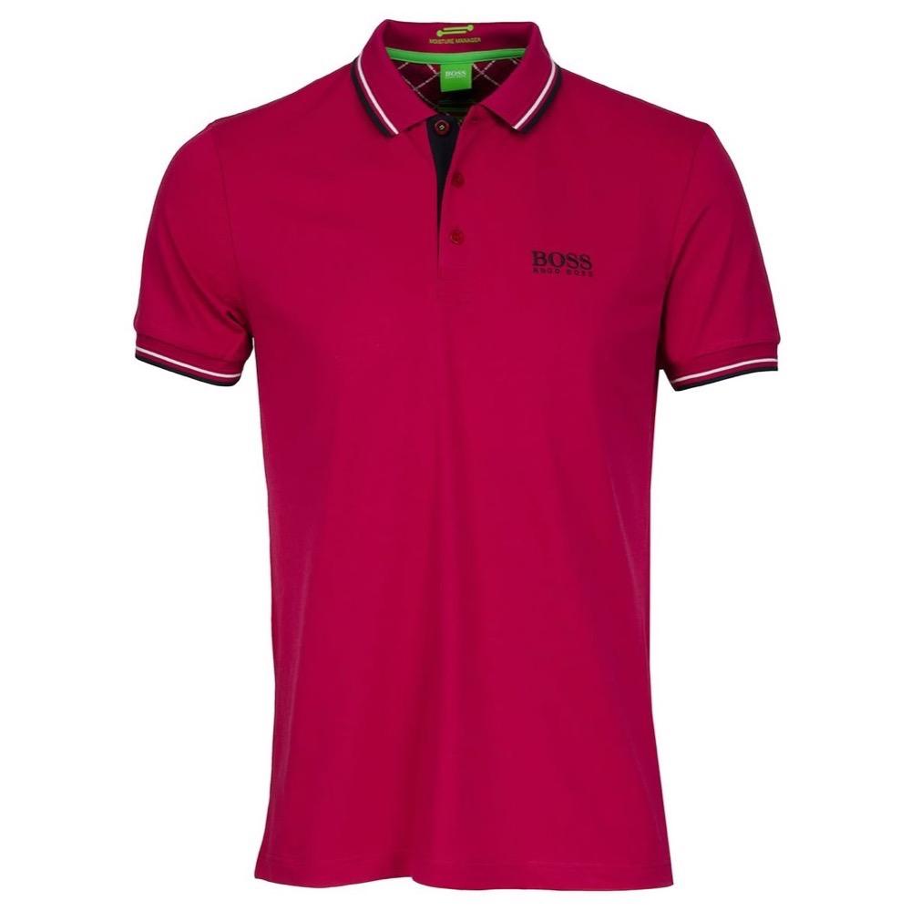 Oakley Pink Golf Shirt Louisiana Bucket Brigade