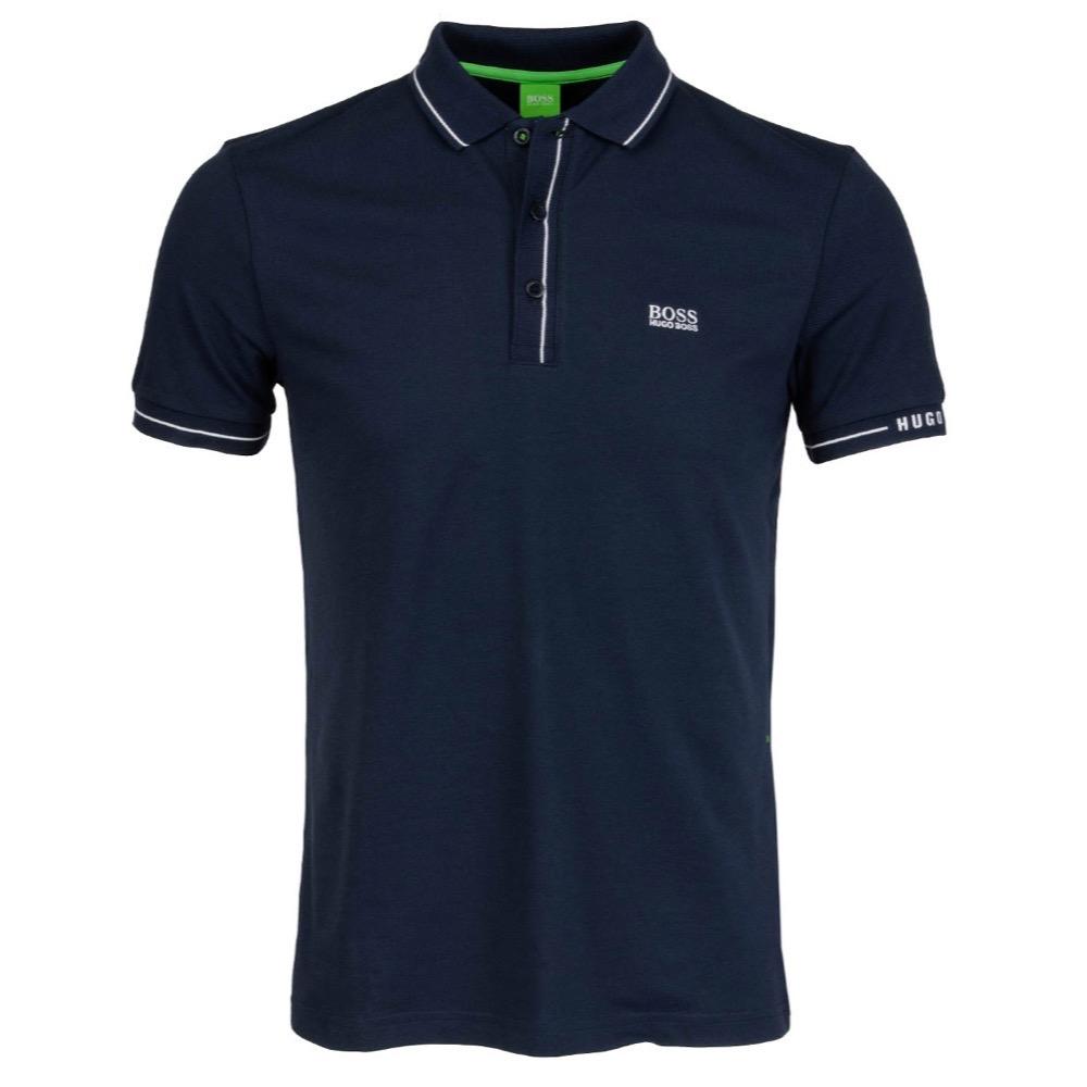 Hugo Boss Paule Polo Shirt Navy Scottsdale Golf