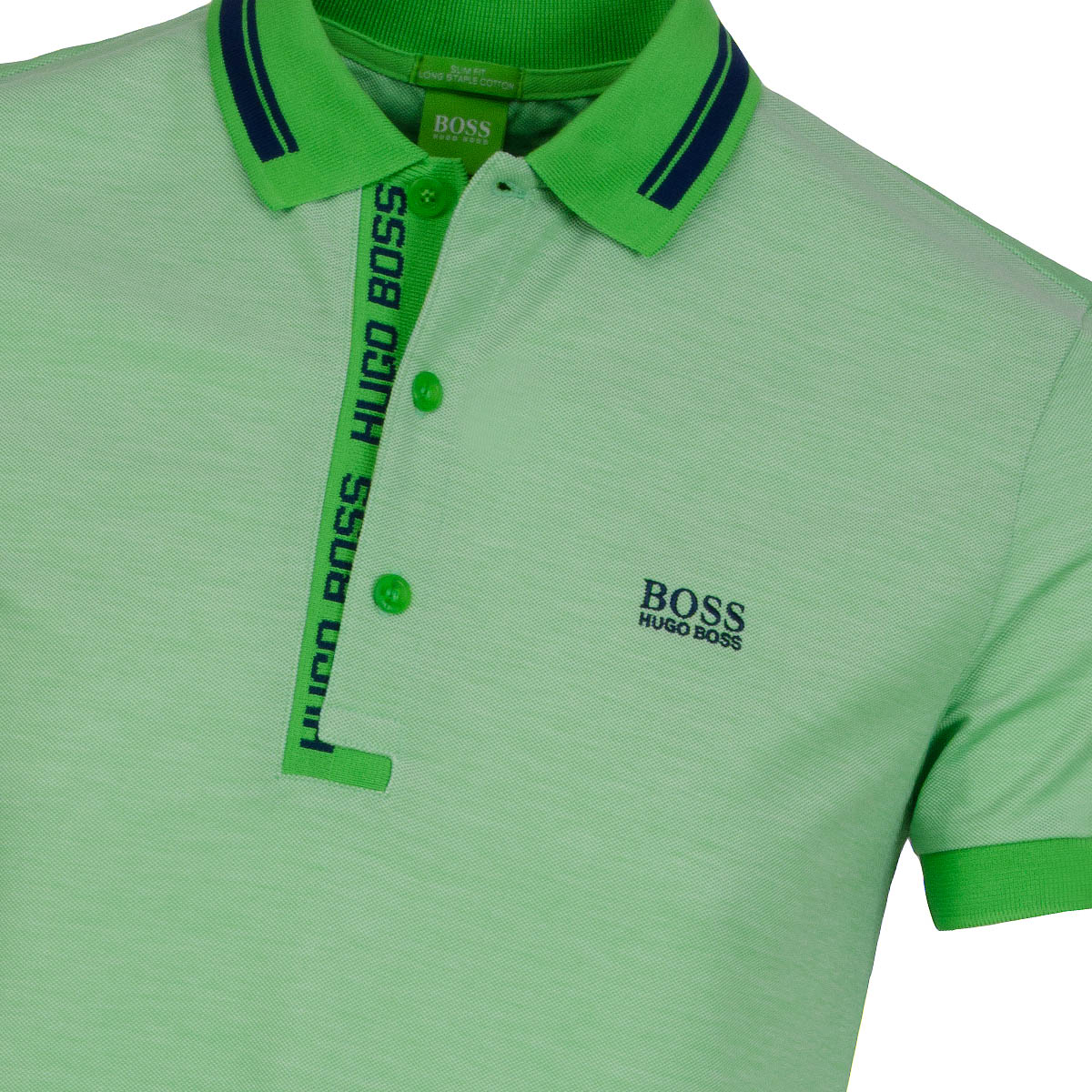 2f7a33bbf Hugo Boss Green Paule 4 Polo T Shirt