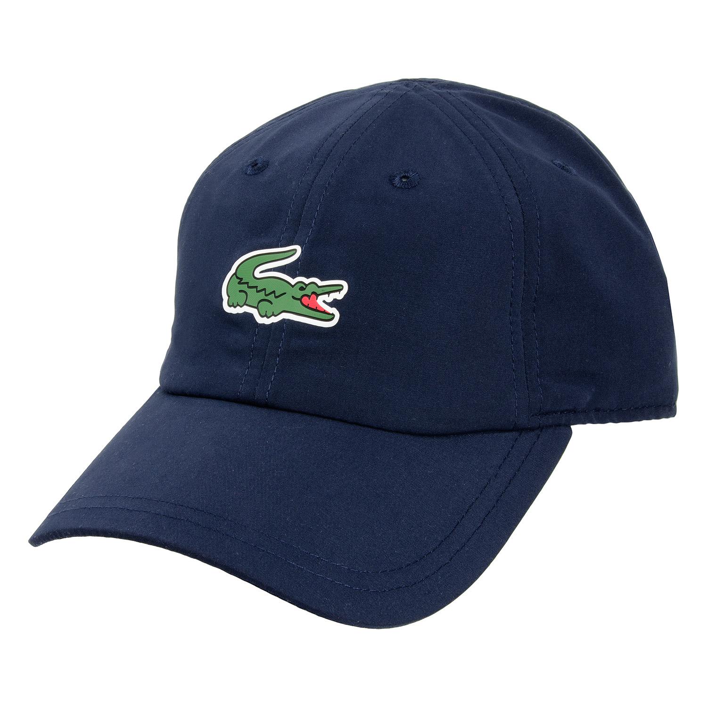 Lacoste Sport Crocodile Baseball Cap Navy Blue AW17  288b79d7e901