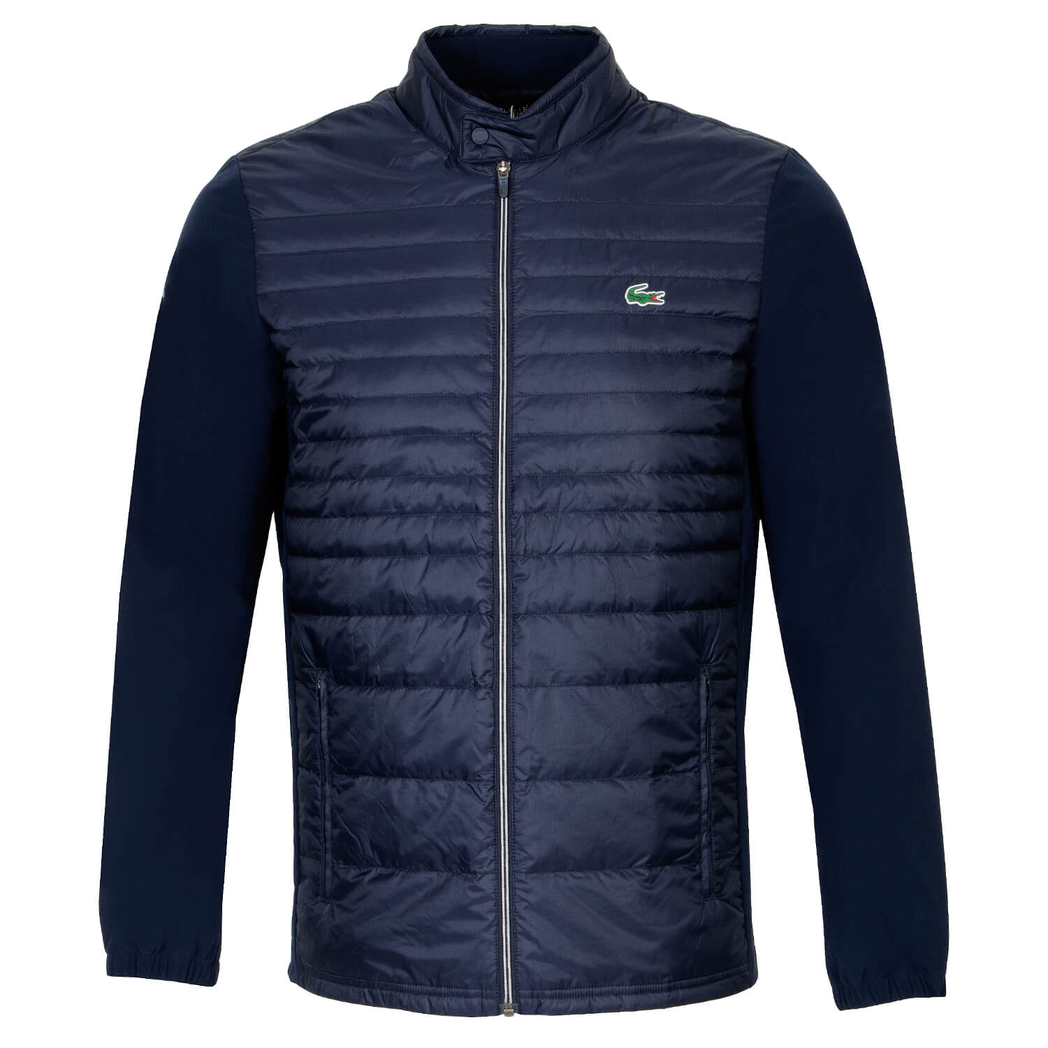 Image of Lacoste Ripstop Hybrid Jacket