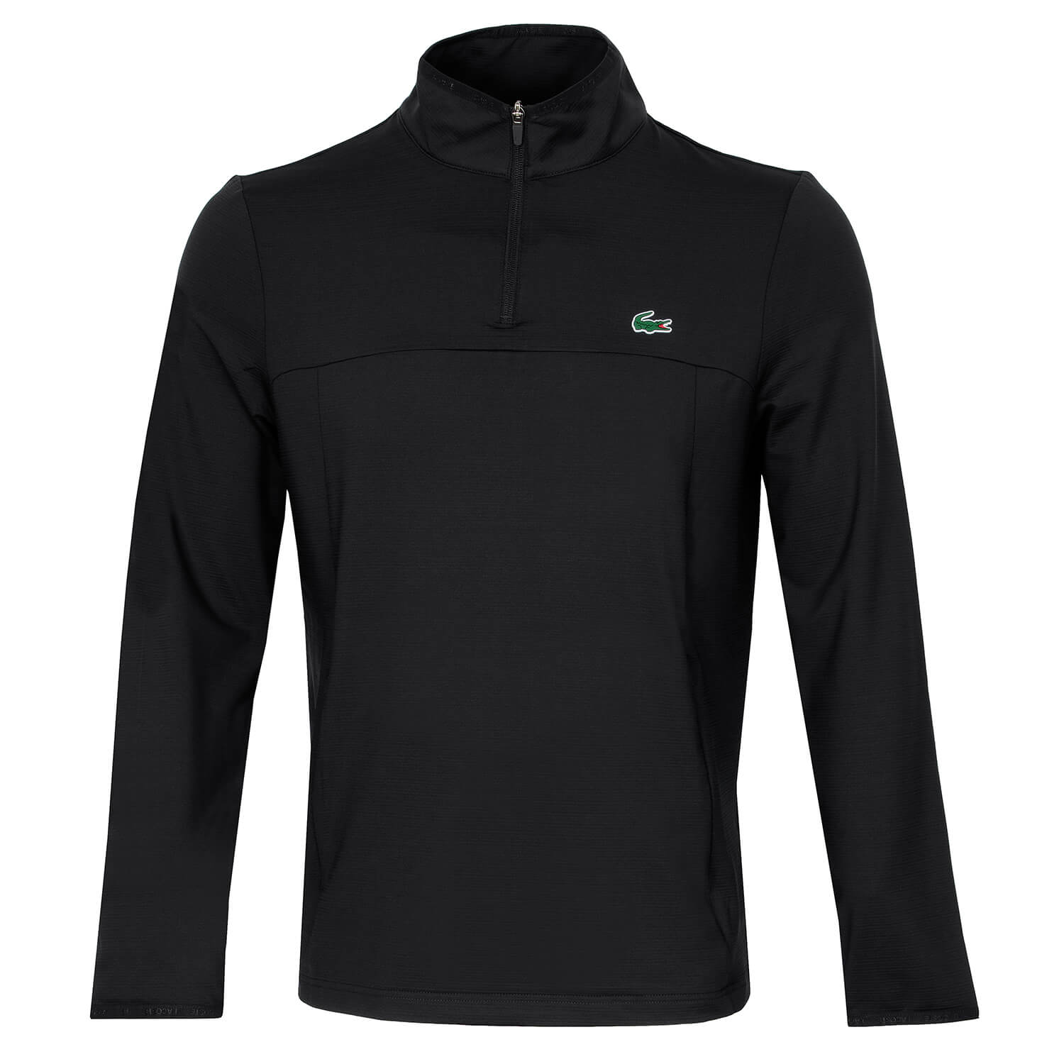 Image of Lacoste Technical Half Zip Sweater