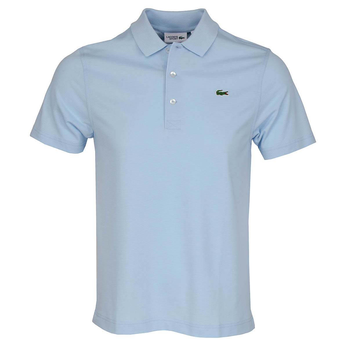Lacoste sport polo shirt dream blue scottsdale golf - Lacoste poloshirt weiay ...