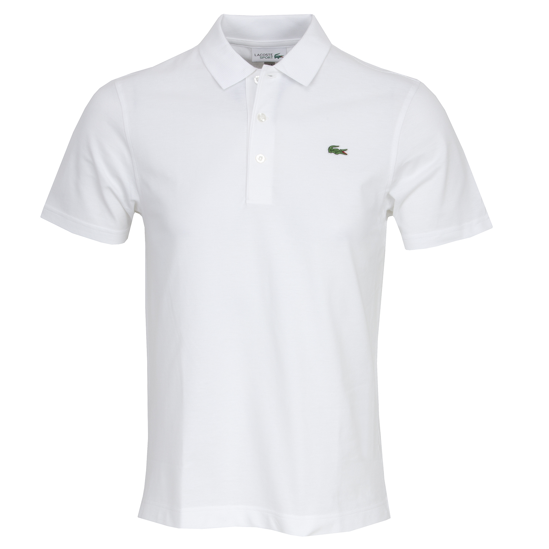 20c21b6f1 Lacoste Sport Classic Polo Shirt White