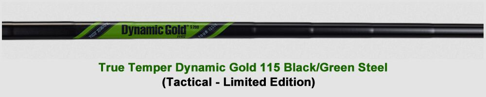 CallawayMack Daddy 4 Tactical Shaft