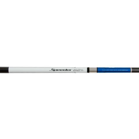 TaylorMade Fujikura Speeder 62 Graphite Golf Hybrid/Rescue Shaft 62g / 43 inches / .370 tip