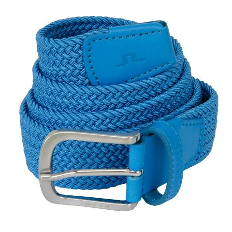 J Lindeberg Bernhard Braided Belt