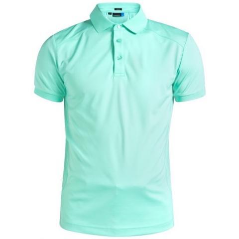 J lindeberg dennis tx polo shirt mint scottsdale golf for Texas a m golf shirt