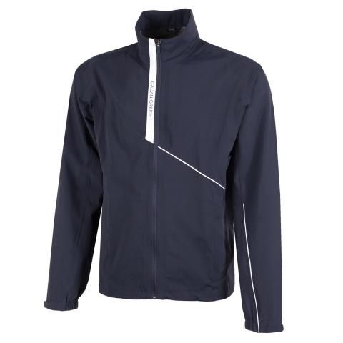 Galvin Green Apollo Gore-Tex Paclite Waterproof Golf Jacket Navy/White