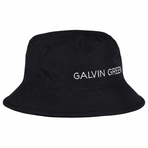Galvin Green Ark Waterproof Bucket Hat Black
