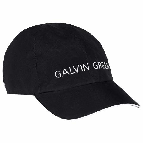 Galvin Green Axiom Waterproof Baseball Cap Black