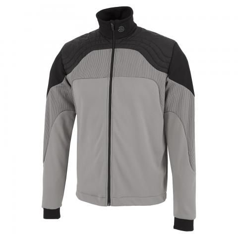 Galvin Green Don Insula Jacket Sharkskin/Black