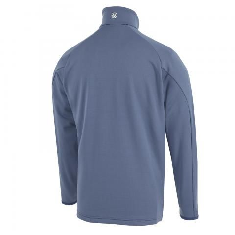 Galvin Green Drake Insula Half Zip Sweater