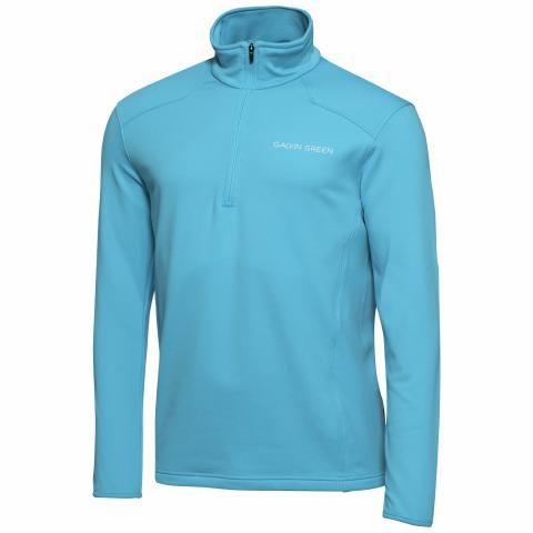 bdc4804fb SALE. Galvin Green Dwayne Tour Edition Insula Half Zip River Blue.  93.00   55.00. Galvin Green Marc Ventil8 Plus Long Sleeve Polo Shirt Navy Snow