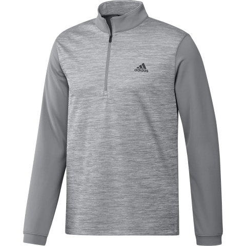adidas Core Layering Zip Neck Golf Sweater