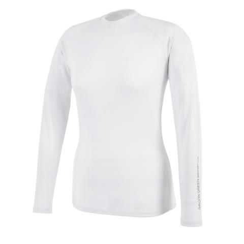 Galvin Green Elaine Thermal Ladies Base Layer White